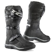 TCX Baja Waterproof Motorcycle Boot (Black)