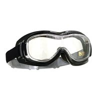 Halcyon Aviator Goggles MK5 - Vison Over Glasses Clear Lens