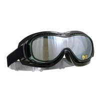 Halcyon Aviator Goggles MK5 - Vison Over Glasses Smoke Lens
