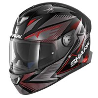 Shark SKWAL 2 Draghal Helmet (Black/Anthracite/Red)