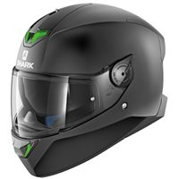 SKWAL 2 Motorcycle Helmet (Mat Black) by Shark