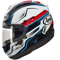 Arai RX-7V SCOPE Motorcycle Helmet (White)