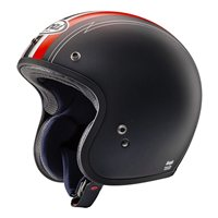 Arai Freeway Classic Open Face Helmet RIDE RED