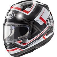 Arai QV Charged White Motorcycle Helmet