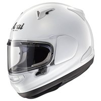 Arai QV Motorcycle Helmet (Diamond White)