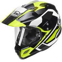 Arai Tour-X 4 Motorcycle Helmet CATCH (Yellow)