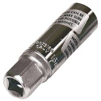"16mm Magnetic Spark Plug Socket 3/8"" by BikeTek"