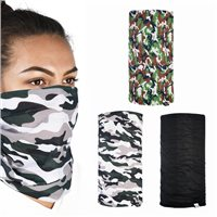 Oxford Comfy Camo Multitube 3 Pack