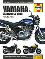 Manual  3981 YAM XJR1200 & 1300 95-03 by Haynes