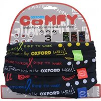 Oxford Comfy Grafitti Multitube 3-Pack