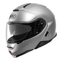 Shoei Neotec 2 Flip Front Helmet (Light Silver)