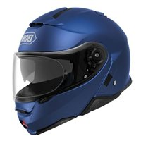 Shoei Neotec 2 Flip Front Helmet (Matt Blue Metallic)