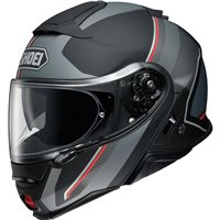 Shoei Neotec 2 Flip Front Helmet Excursion TC5 (Matt Black|Grey)