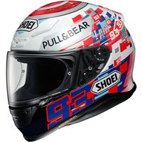 Shoei NXR Marquez Power Up Replica Helmet