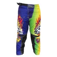 Wulfsport Firestorm Cub Race Pants (Multi)