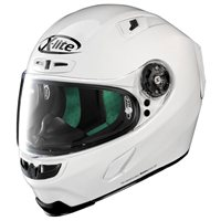 X-Lite X-803 START Motorcycle Helmet (Metal White)