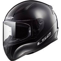 LS2 FF353 Rapid Motorcycle Helmet (Gloss Black)