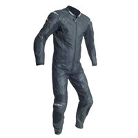 RST R-18 CE One Piece Leathers 2068 (Black)