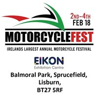 TheVisorShop N.I. Motorcycle Festival 2018 Tickets