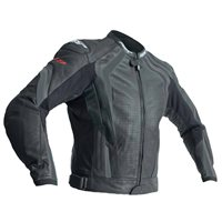 RST R-18 CE Leather Jacket 2069 (Black)