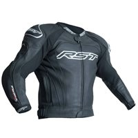 RST Tractech Evo 3 CE Leather Jacket 2051 (Black)