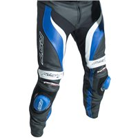RST Tractech Evo 3 CE Leather Trouser 2052 (Black|Blue)