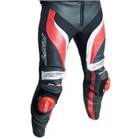RST Tractech Evo 3 CE Leather Trouser 2052 (Black|Red)
