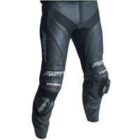 RST Tractech Evo 3 CE Leather Trouser 2075 - Short Leg (Black)
