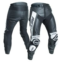 RST Tractech Evo R CE Leather Trouser 2053 (Black|White)
