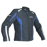 RST Rider CE Textile Jacket 2072 (Black|Blue)