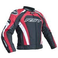 RST Tractech Evo III CE Textile Jacket 2060 (Black|Red)