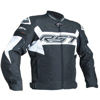 RST Tractech Evo R CE Textile Jacket 2048 (Black|White)