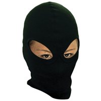 Bikeit Double Eye-Hole Thermal Cotton Balaclava