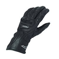 R-18 Semi Sport CE Motorcycle Glove 2085 (Black) by RST