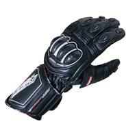Tractech Evo R CE Motorcycle Glove 2092 (Black) by RST