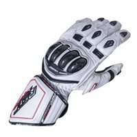 RST Tractech Evo R CE Motorcycle Glove 2092 (Black|White)