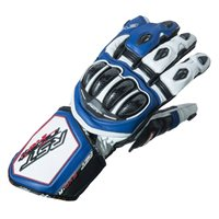RST Tractech Evo R CE Motorcycle Glove 2092 (Blue|White|Black)