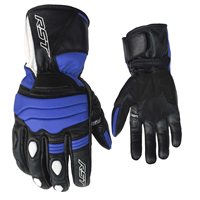 RST JET CE Motorcycle Glove 2015 (Black|Blue)