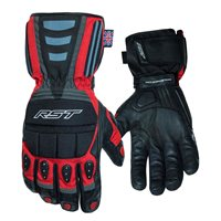 RST Storm CE Waterproof Glove 2717 (Black|Red)
