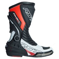 RST Tractech Evo 3 Sport CE Motorcycle Boot 2101 (Fluo Red)