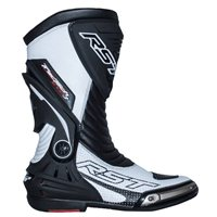 RST Tractech Evo 3 Sport CE Motorcycle Boot 2101 (White|Black)