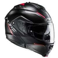 HJC IS-MAX II Dova Flip Front Helmet (Red)