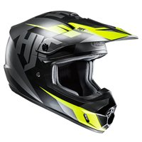 HJC CS-MX II Dakota Moto-X Helmet (Black|Fluo Yellow)