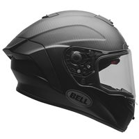 Bell Race Star Carbon Helmet Solid (Matt Black)