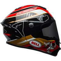 Bell Star Helmet (Mips) Isle Of Man Pace (Black|Gold)
