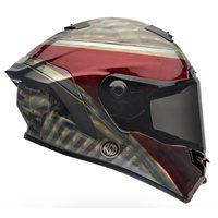 Bell Star Helmet RSD Blast with Mips (Black|Candy Red)