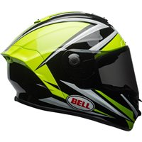 Bell Star Helmet Torsion with Mips (Hi Viz Green|Black)