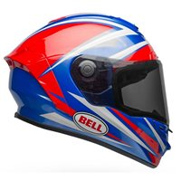 Bell Star Helmet Torsion with Mips (Red|Blue)