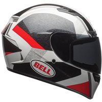 Bell Qualifier DLX MIPS Helmet Accelerator (Red|Black) with Transition Visor
