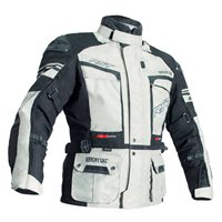 RST Pro Series Adventure III CE Jacket 2850 (Silver|Black)